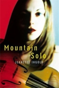 Mountain Solo, by Jeanette Ingold